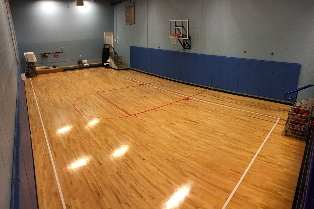 Training Center Court