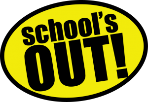 Schools Out logo