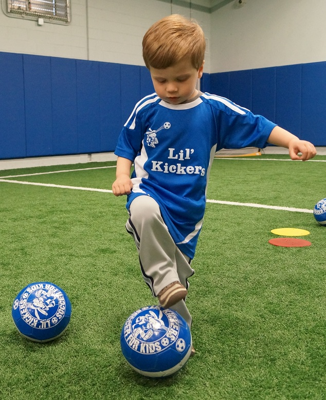 d48d121b0 Lil' Kickers is an introductory child development and soccer program for  children between the ages of 18 months and 5 years. Our 50 minute weekly  classes ...