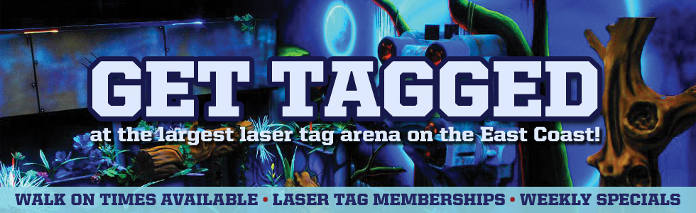 Laser Get Tagged